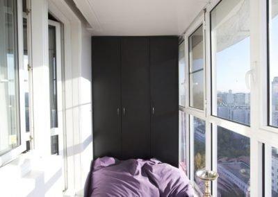 Правильная организация интерьера балконов и лоджий.